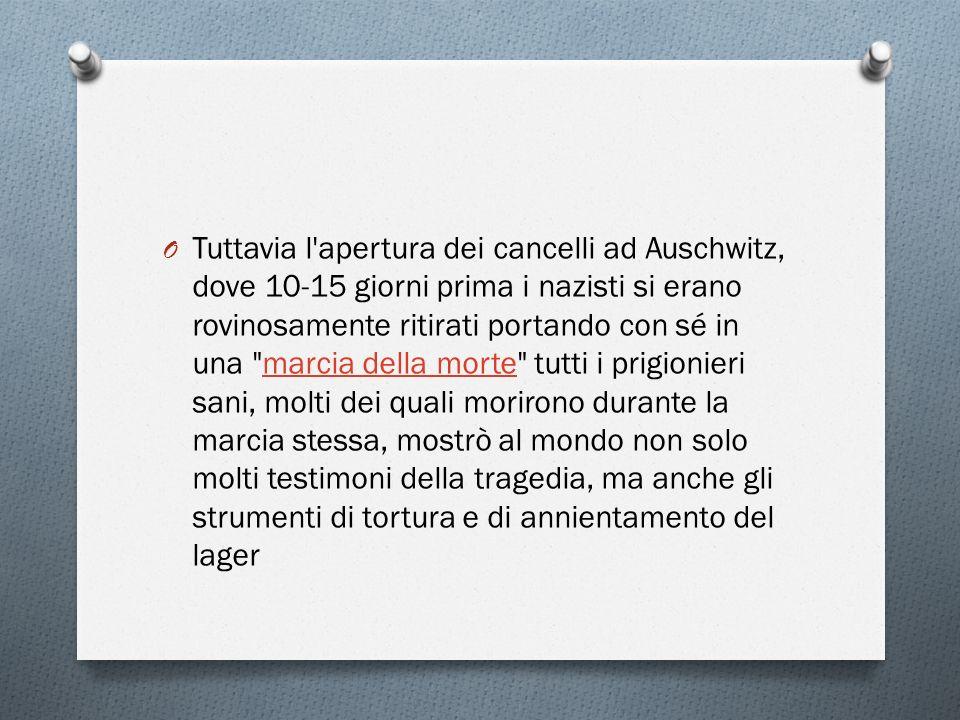 O In Italia, sono ufficialmente più di 400 le persone insignite dell alta onorificenza dei Giusti tra le Nazioni per il loro impegno a favore degli ebrei perseguitati durante l Olocausto.Giusti tra le NazioniOlocausto