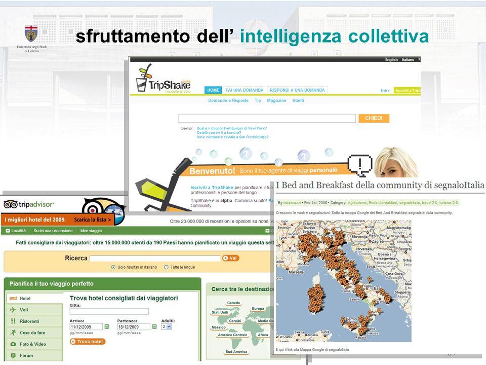 Roberta Milano 35 contenuti generati dagli utenti (UGC) visti come risorsa e non come minaccia Inserendo le recensioni degli utenti il TASSO DI CONVERSIONE è RADDOPPIATO