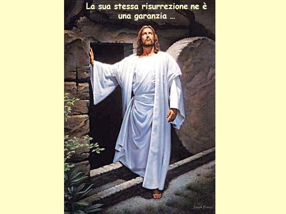 Gesù disse: Non vi meravigliate: viene unora in cui tutti i morti, nelle tombe, udranno la sua voce (del Figlio delluomo) e verranno fuori. Quelli che