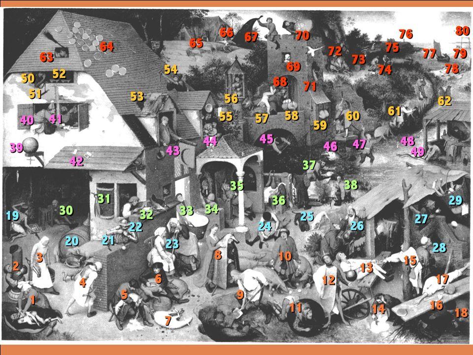 01 Riuscire a legare il diavolo con un cuscino – Con la caparbietà si può raggiungere qualsiasi risultato 02 Mordere la colonna – Praticare la religione con ipocrisia – Essere un baciapile 03 Portare con una mano e il fuoco e con laltra lacqua – Avere un doppio atteggiamento ipocrita – Avere una doppia faccia 04 Sbattere la testa contro il muro – Essere causa dei propri guai, oppure cercare di ottenere limpossibile – Sbattere la testa contro il muro 04 Avere un piede calzato e uno scalzo – Non avere equilibrio nella vita 05 Tosali ma non li spellare – Non approfittarsi troppo del proprio vantaggio 06 Uno tosa una pecora, laltro un maiale – Avere tutto il vantaggio a discapito di qualcun altro – Avere il coltello dalla parte del manico, o Piovere sempre sul bagnato 07 Essere paziente come un agnello – Essere molto paziente – Avere la pazienza di Giobbe 08 Mettere un manto azzurro sul marito – Essere una moglie infedele e per questo rendere famoso sua malgrado il marito – Mettere le corna 09 Riempire il pozzo quando il vitello è ormai annegato – Inutile attivarsi solo dopo un disastro, o provare rimorso tardivo – Chiudere il pollaio quando ormai quasi tutte le galline sono scappate 10 Dare rose ai maiali – Fare buone azioni per chi non se le merita – Gettare le perle ai porci 11 Doversi abbassare per entrare nel mondo – Dover scendere a compromessi 12 Far girare il mondo su un pollice – Avere tutti i vantaggi – Avere il mondo ai piedi 12 Mettere un bastone tra le ruote – Ostacolare qualcosa – Mettere un bastone tra le ruote