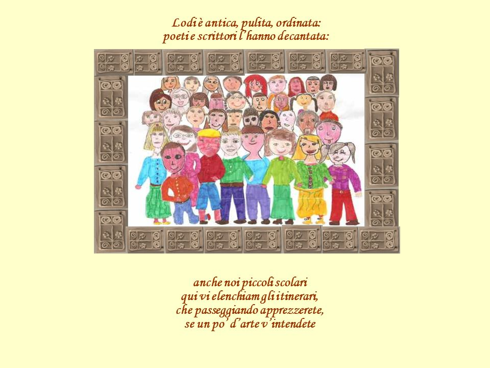 Ada Negri è rispettata a Lodi la sua poesia è adorata.