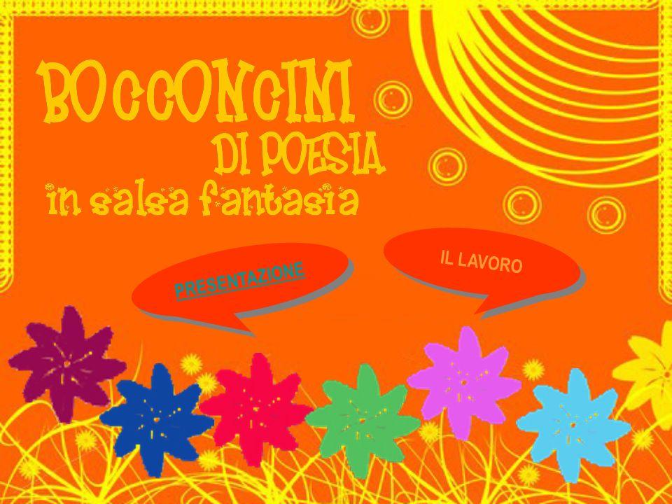 Laboratorio di poesia A.S. 2009/2010 La classe quarta della scuola primaria di Userna presenta