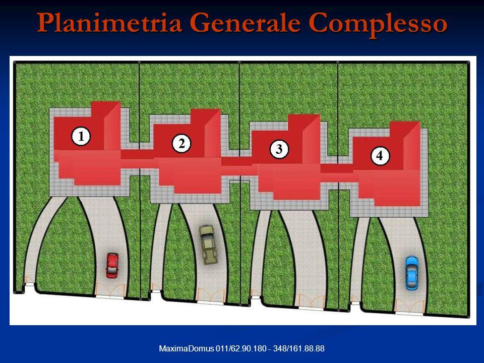 MaximaDomus 011/62.90.180 - 348/161.88.88 Planimetria Generale Complesso