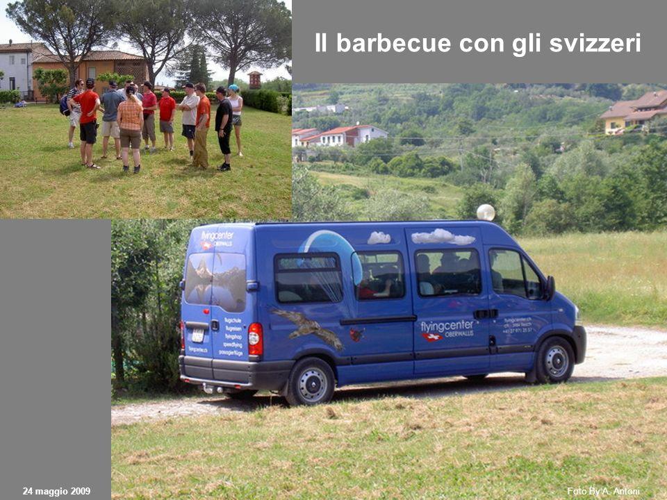 Il barbecue con gli svizzeri 24 maggio 2009Foto By A. Antoni