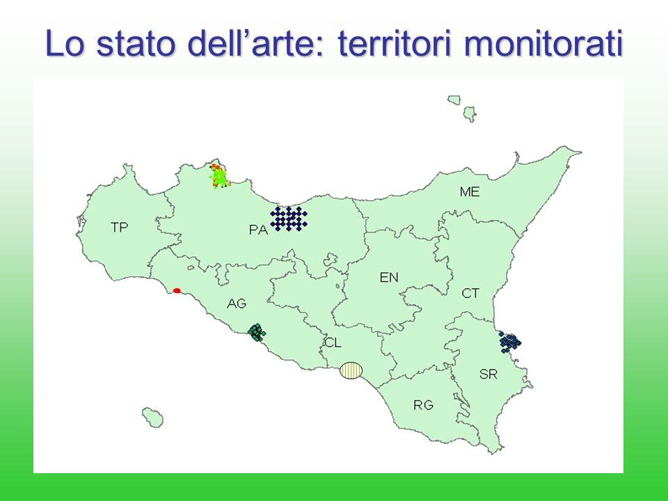 Fasi del progetto Analisi del territorio Progetto esecutivo Relazione finale Gestione della rete