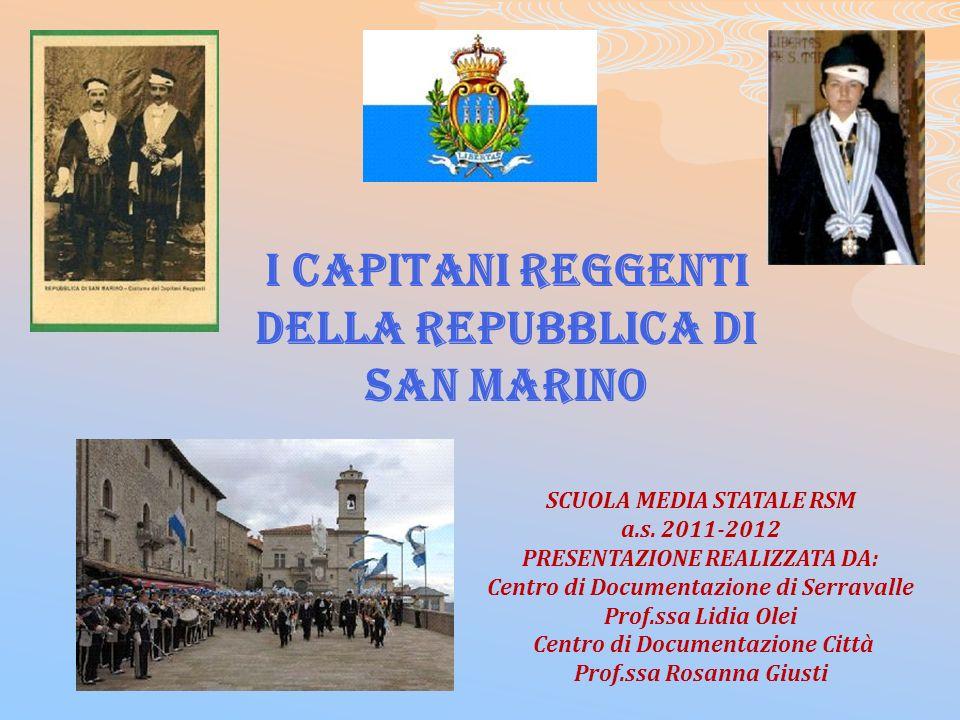 42 Settembre 2011 I Reggenti M.L.Berti e F.