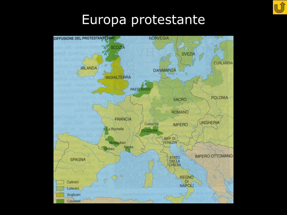 Europa protestante