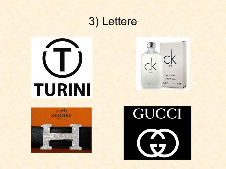 3) Lettere