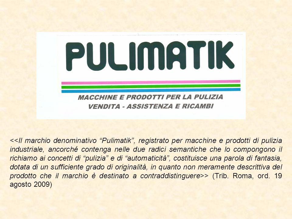 > (Trib. Roma, ord. 19 agosto 2009)