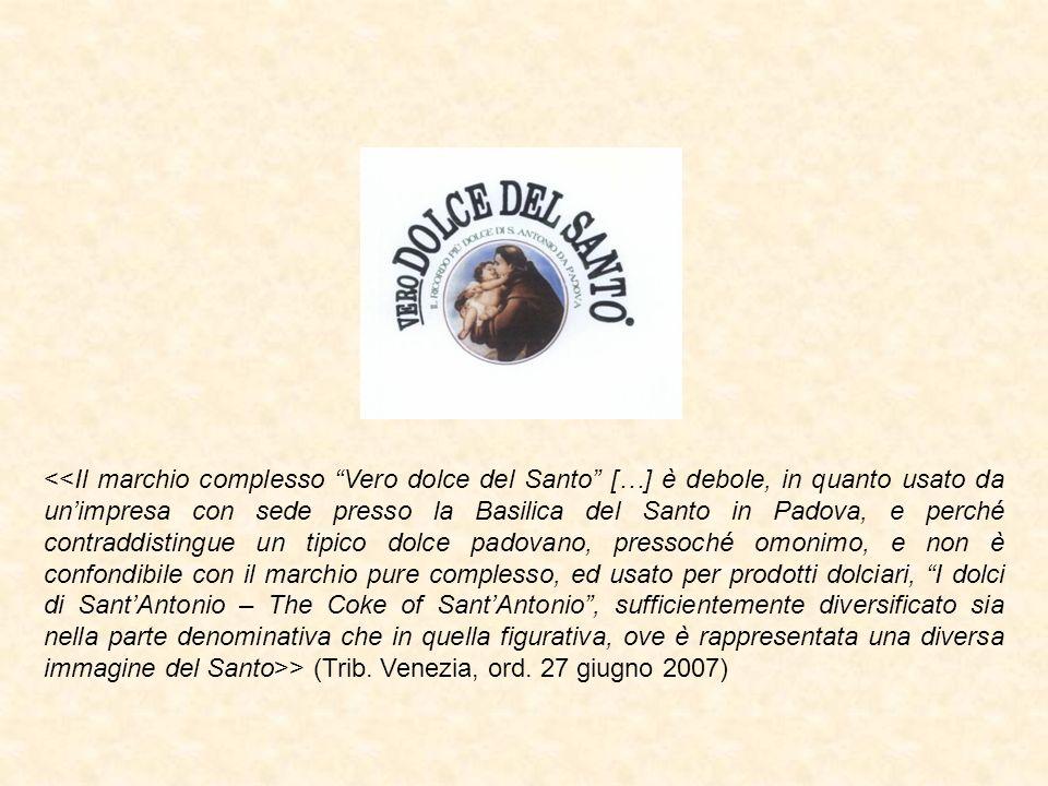 > (Trib. Venezia, ord. 27 giugno 2007)
