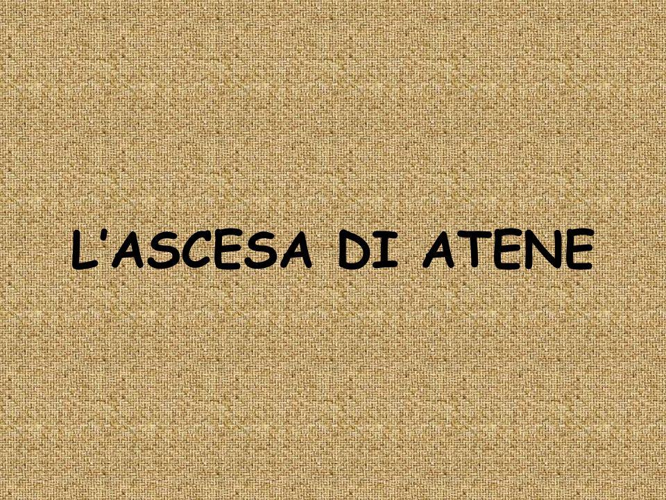 LASCESA DI ATENE
