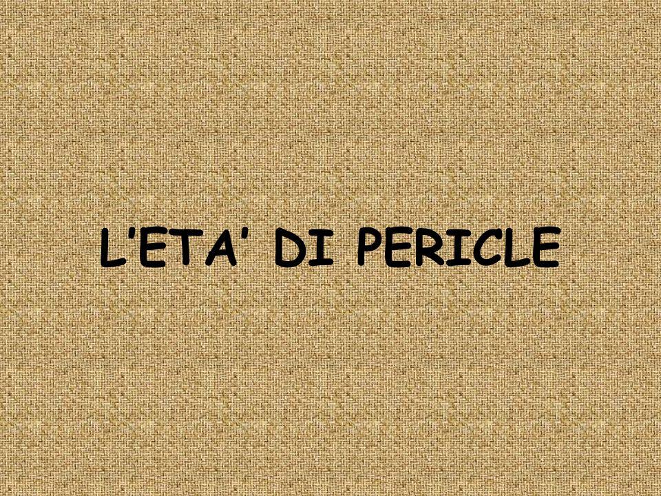 LETA DI PERICLE