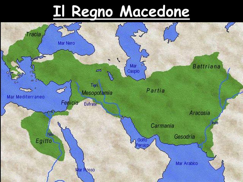 Il Regno Macedone