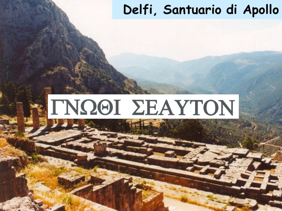 Delfi, Santuario di Apollo