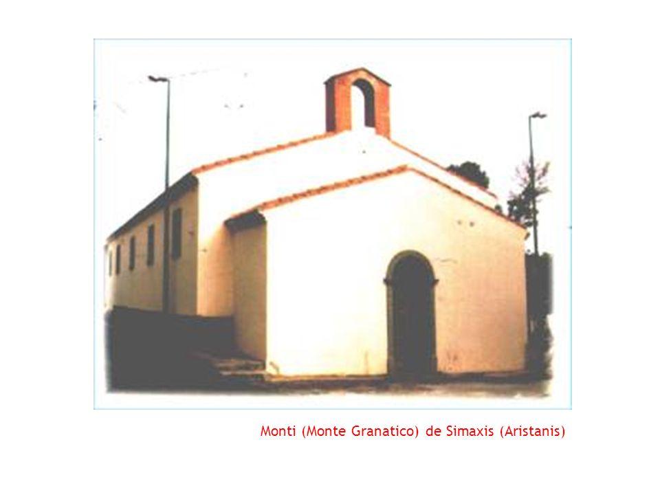 Monti (Monte Granatico) de Simaxis (Aristanis)