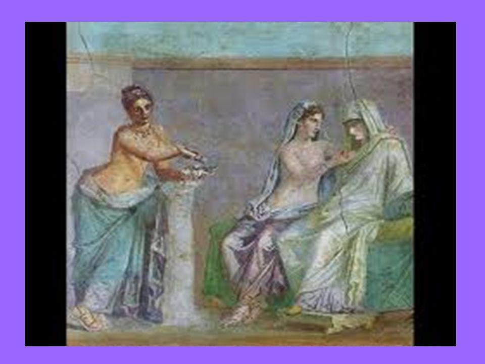 La pittura Della pittura greca abbiamo solo notizie da fonti letterarie e da riproduzioni iconografiche delle urne.Della pittura greca abbiamo solo no