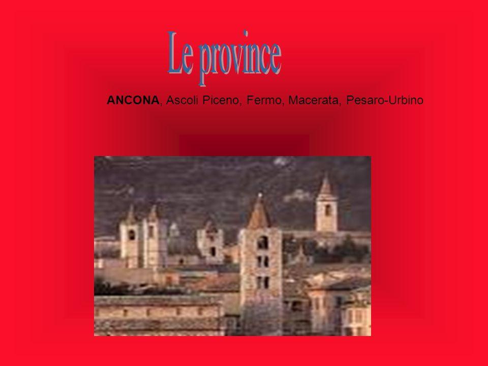 ANCONA, Ascoli Piceno, Fermo, Macerata, Pesaro-Urbino