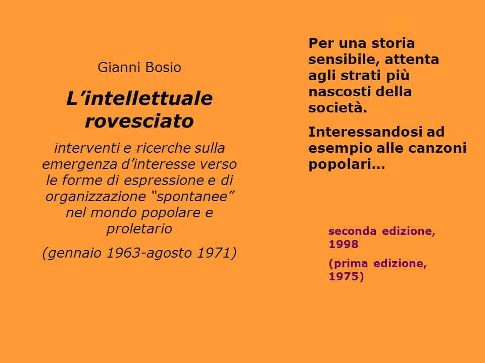 seconda edizione, 1998 (prima edizione, 1975) Per una storia sensibile, attenta agli strati più nascosti della società.