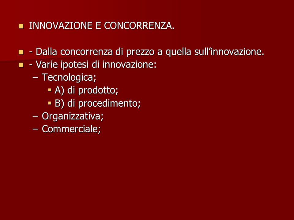 DEFINIZIONE DI INVENZIONE: Soluzione di un problema tecnico DEFINIZIONE DI INVENZIONE: Soluzione di un problema tecnico Art.