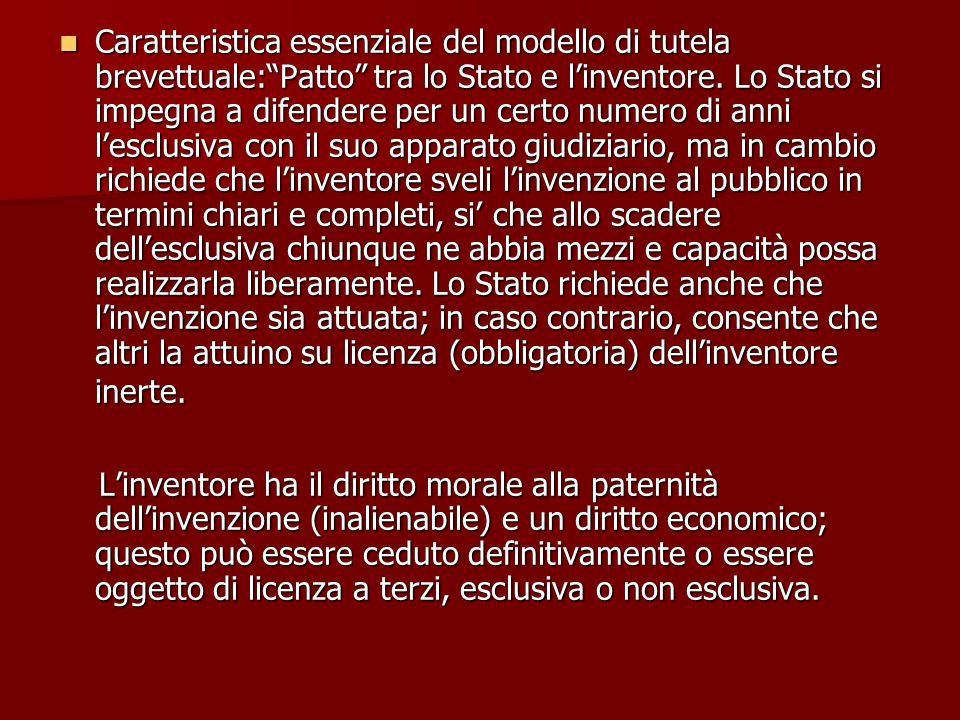 La domanda di brevetto I cittadini italiani e le società con sede legale in Italia, sono obbligati a depositare la prima domanda di brevetto in Italia, salvo esplicita autorizzazione dellUIBM, che entro 90 giorni può concedere di depositare la domanda direttamente allestero.