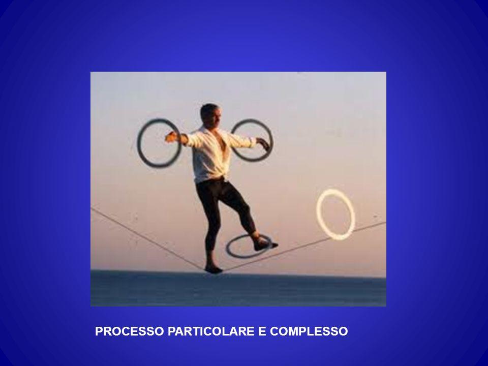 PROCESSO PARTICOLARE E COMPLESSO