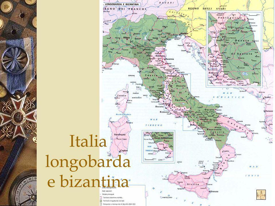 La fine del regno longobardo 2 MORTE DI CARLOMANNO SVOLTA FUGA DELLA VEDOVA CARLO RIPUDIA LA MOGLIE ELEZIONE DI ADRIANO I DESIDERIO ATTACCA IL DUCATO DI ROMA IL PAPA CHIEDE LAIUTO DEI FRANCHI DISCESA IN ITALIA