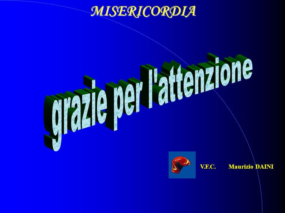 V.F.C. Maurizio DAINI MISERICORDIA