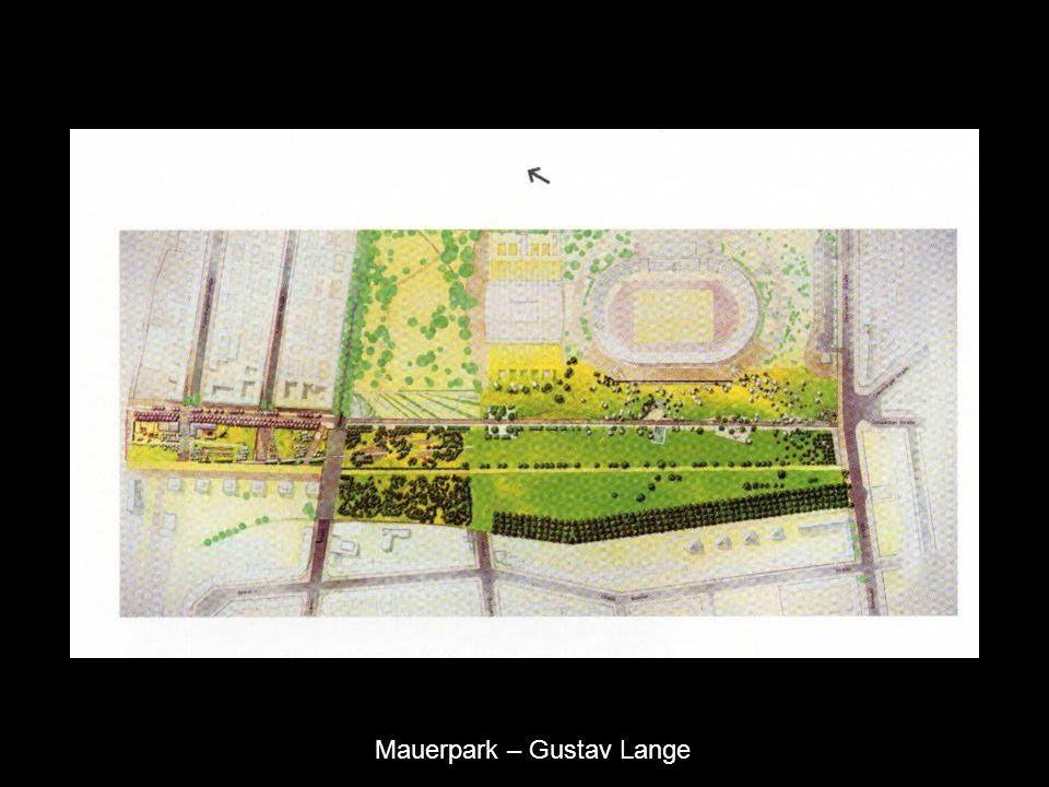 Mauerpark – Gustav Lange
