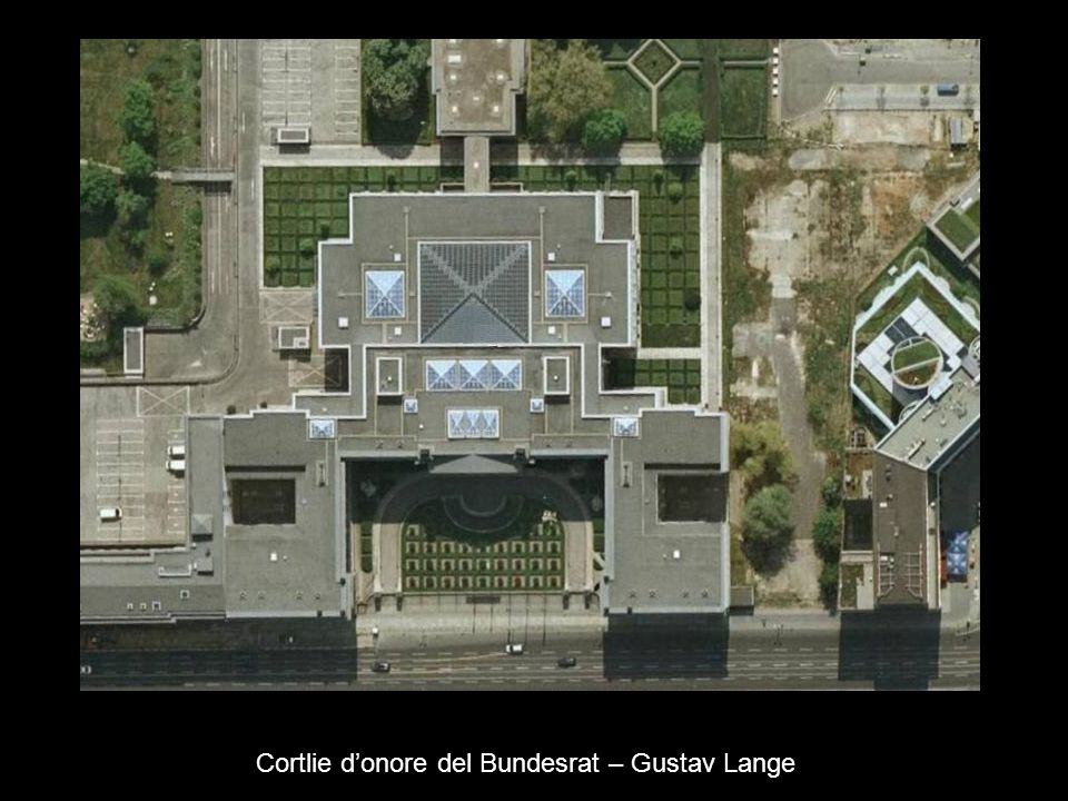 Cortlie donore del Bundesrat – Gustav Lange