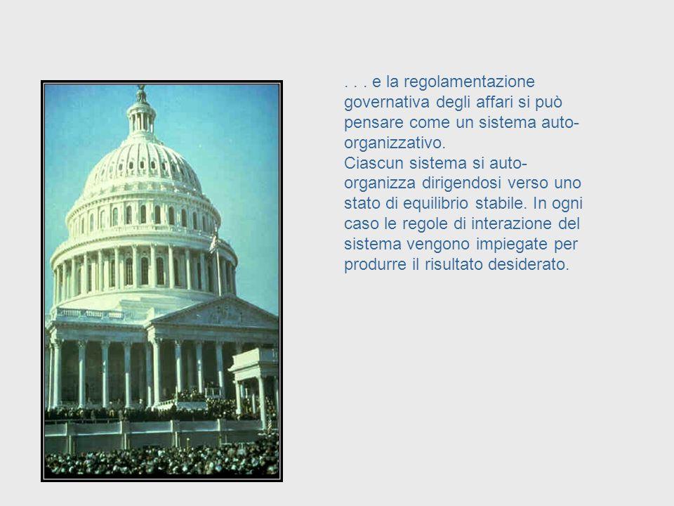 ... la scuola con gli insegnanti e gli studenti... Regulation of Business by Government, cont.