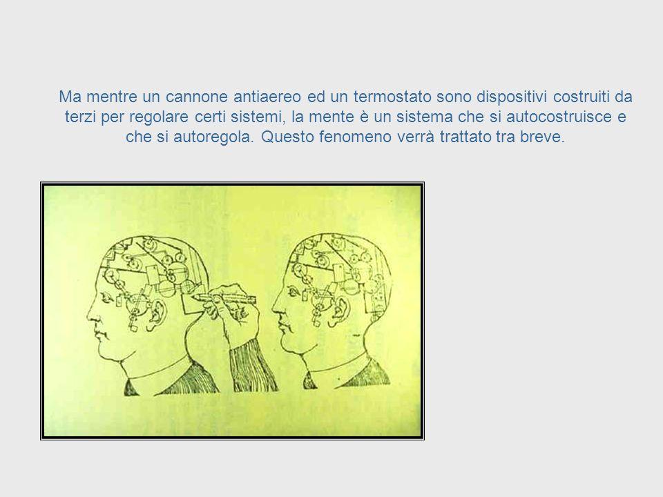 Il cervello umano è forse il più sofisticato di tutti i regolatori, controllando il corpo umano come molti altri sistemi del suo ambiente. Quindi una