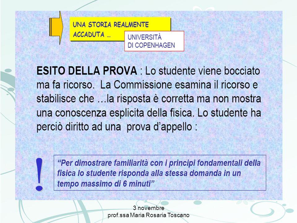 3 novembre prof.ssa Maria Rosaria Toscano G.LE Boterf.