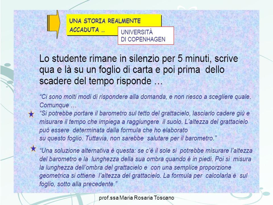 3 novembre prof.ssa Maria Rosaria Toscano Modello del ponte (o indiretto) su una logica dellapprendimento, caratterizzata da ordine di scoperta, intuizione, gestione flessibile, affinità con il sapere pratico LA NATURA DELLINSEGNAMENTO