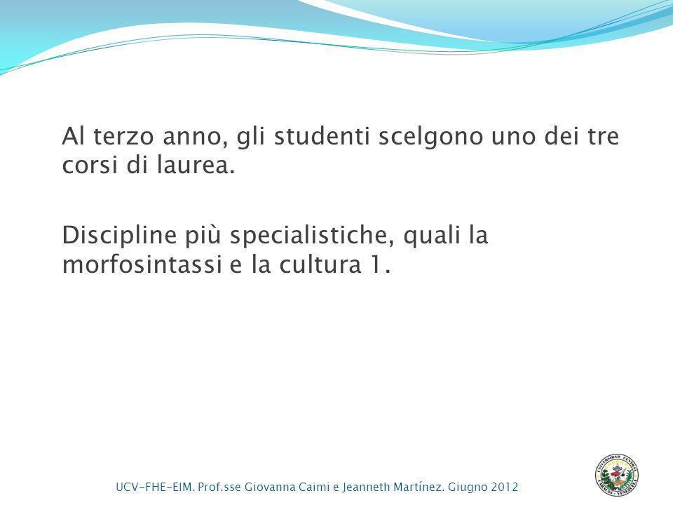 Italiano III Alla fine del terzo anno gli studenti dovranno essere in grado di: analizzare gli aspetti economici, politici e culturali più importanti della realtà italiana del secolo XX e XXI.