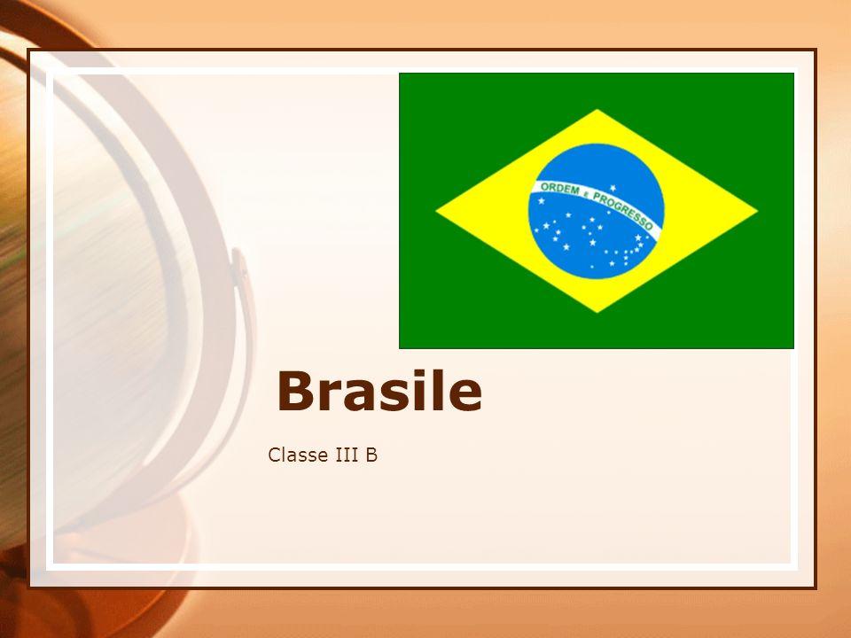 Brasile Classe III B