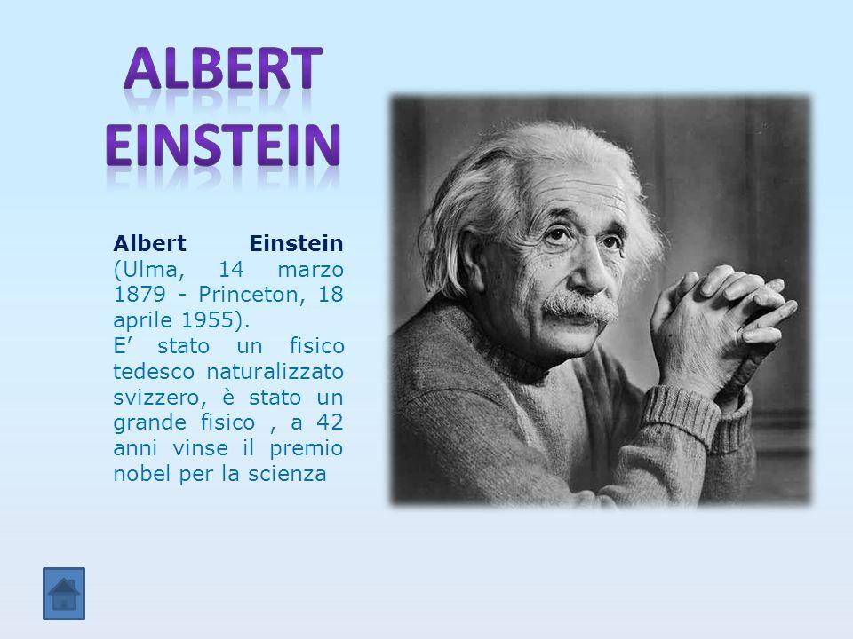 Enrico Fermi (Roma, 29 settembre 1901 – Chicago, 28 novembre 1954) E stato un fisico italiano, noto per i suoi studi e esperimenti nella meccanica qua