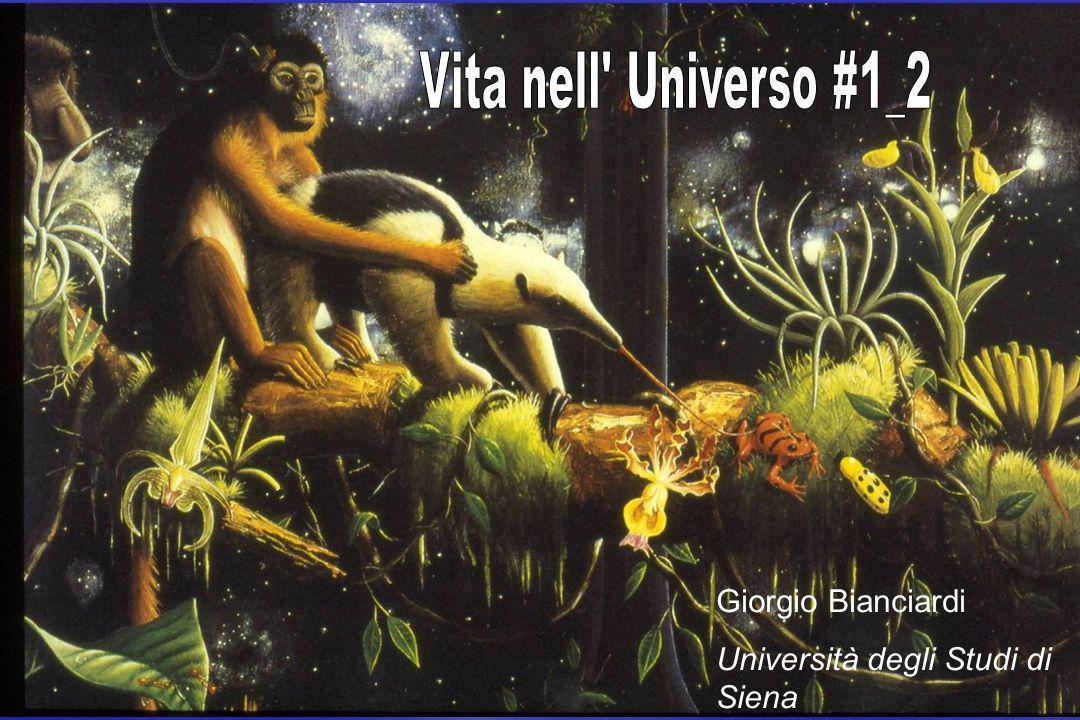 Giorgio Bianciardi Università degli Studi di Siena