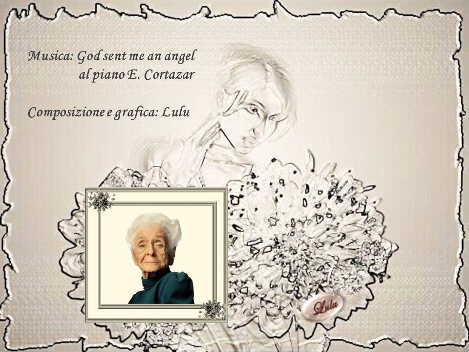 Quando muore il corpo sopravvive quello che hai fatto, il messaggio che hai dato. Rita Levi Montalcini Torino 1909-2012