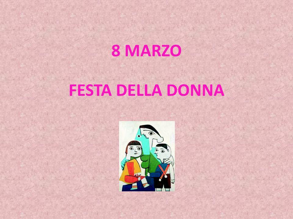 STORIA DELL8 MARZO E proprio il 2 giugno1946 le donne italiane, per la prima volta nella storia, poterono partecipare al voto per il Referendum che sancì nascita della Repubblica.