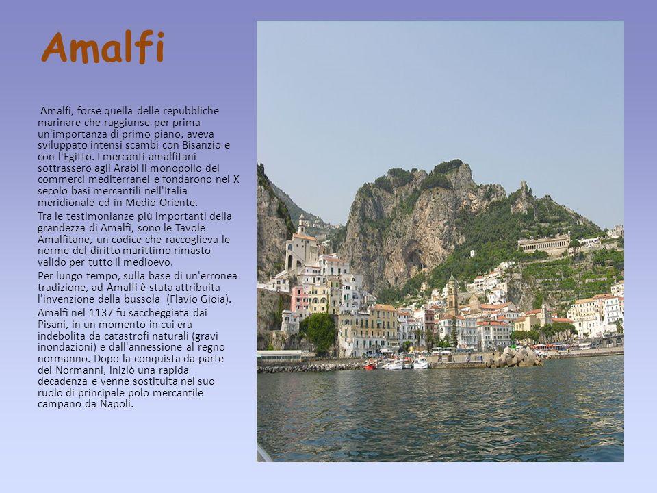 Fare clic per modificare stili del testo dello schema Secondo livello Terzo livello Quarto livello Quinto livello Amalfi Amalfi, forse quella delle re