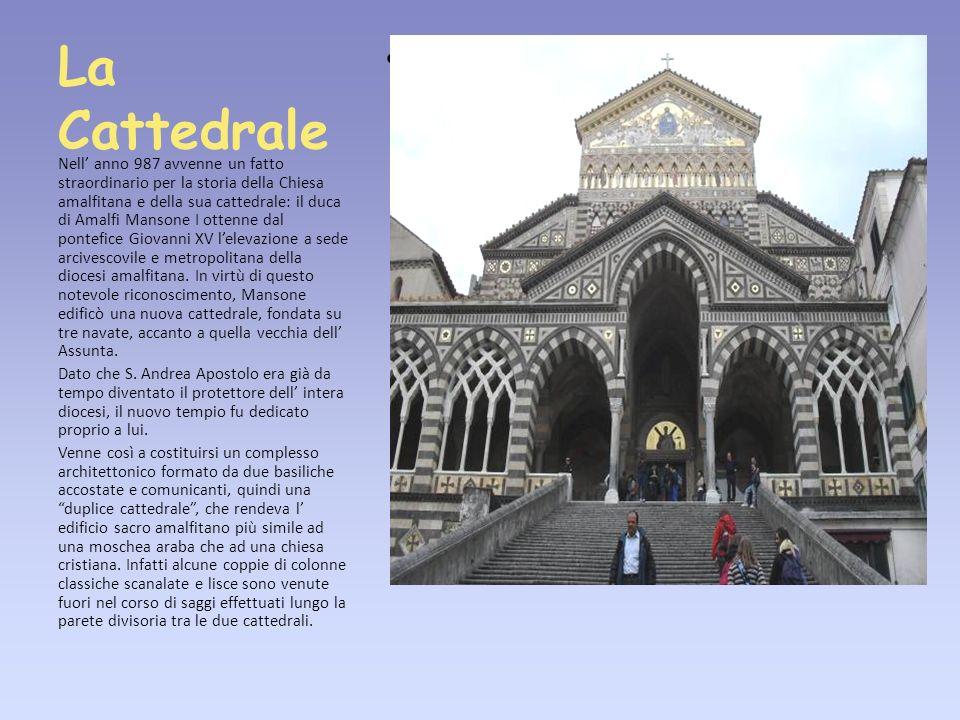 Fare clic per modificare stili del testo dello schema Secondo livello Terzo livello Quarto livello Quinto livello La Cattedrale Nell anno 987 avvenne