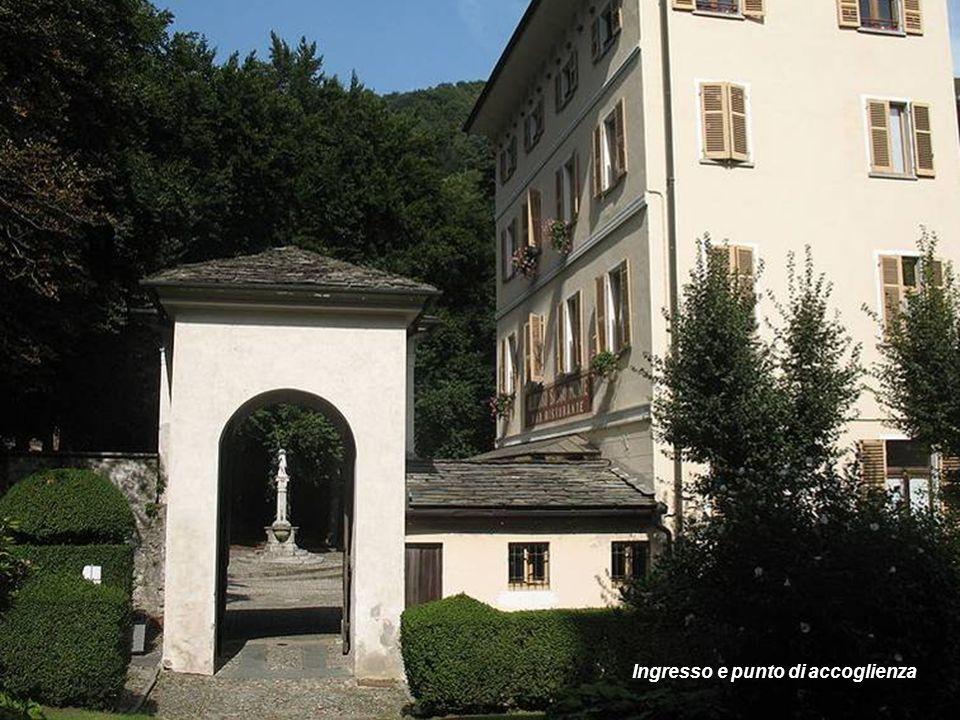 Il Sacro Monte sorse per iniziativa del Beato Bernardino Caimi, che, di ritorno dalla Terra Santa (alla fine del 1400), volle ricreare in piccolo i lu