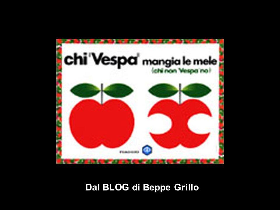 Dal BLOG di Beppe Grillo