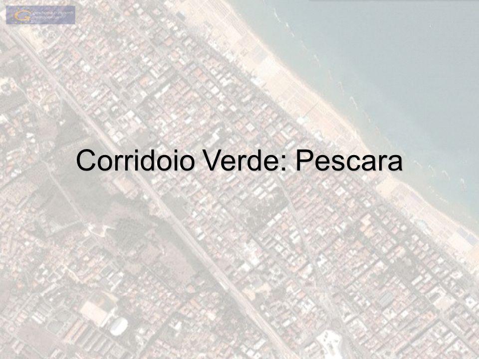 Corridoio Verde: Pescara