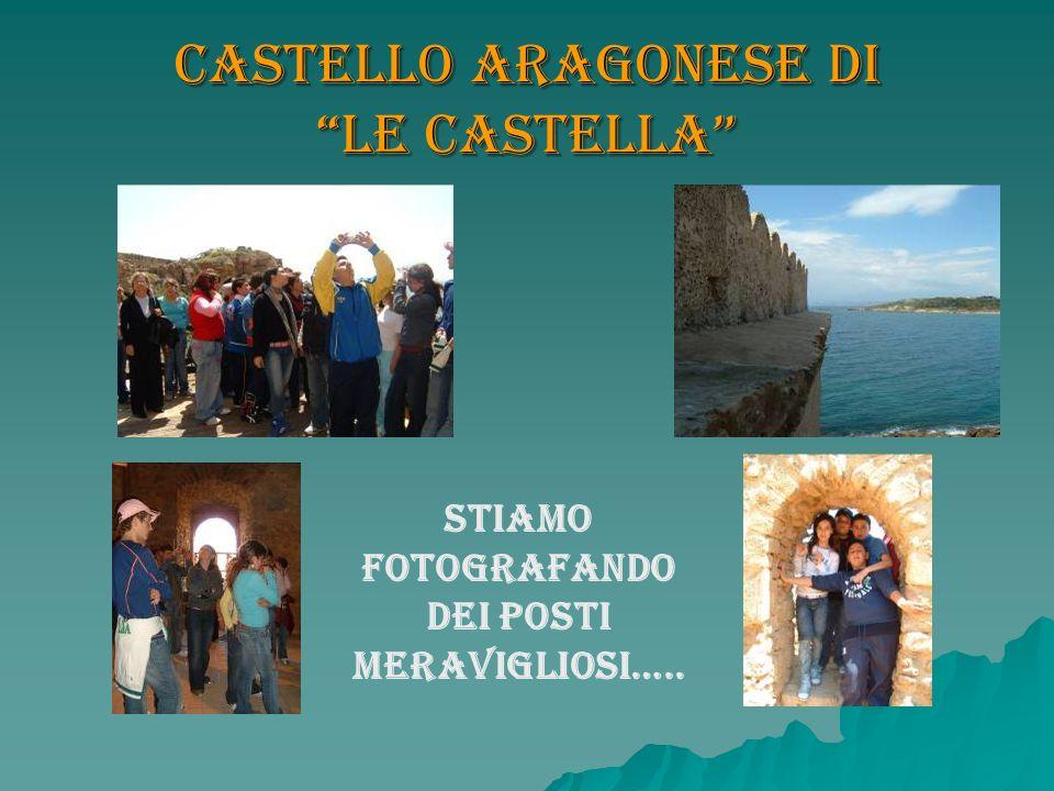 Castello aragonese di Le Castella Stiamo fotografando dei posti meravigliosi…..