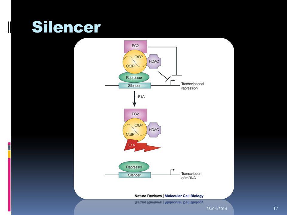Silencer 23/04/2014 17
