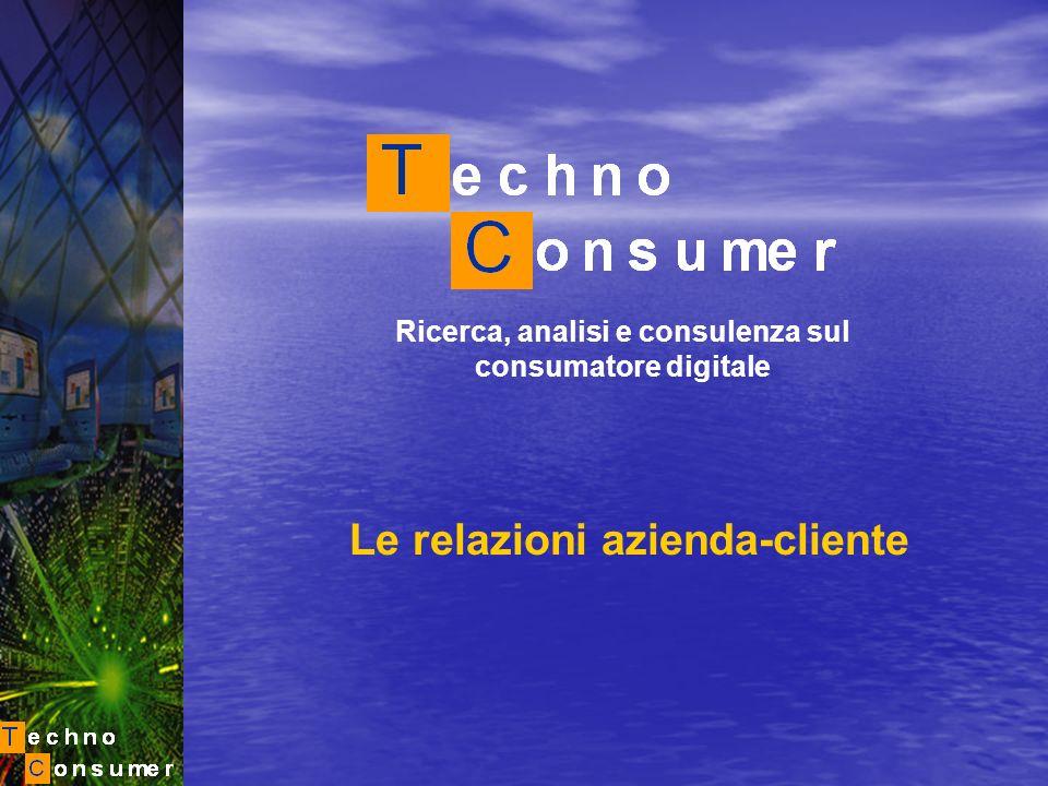 Ricerca, analisi e consulenza sul consumatore digitale Decisions