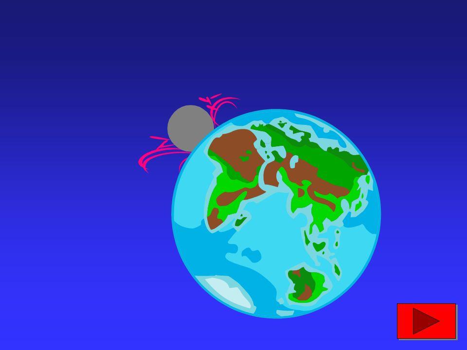 65 milioni di anni fa, unenorme meteorite cadde sulla terra, provocando una terribile esplosione, incendi e inondazioni...