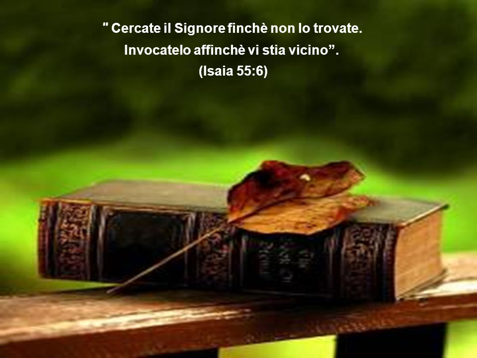 Al contrario del cellulare, la Bibbia non perde il segnale e funziona ovunque. Non è necessario preoccuparsi della mancanza di credito perchè Gesù ha