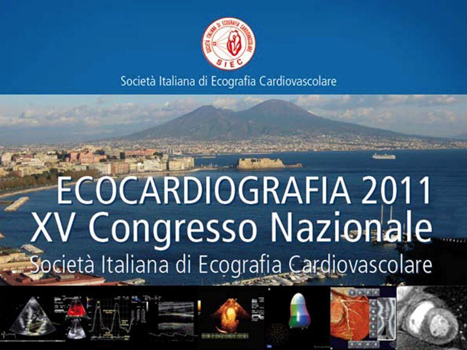 ECOCARDIOGRAFIA CLINICA U.O.C.Cardiologia ed Emodinamica A.O.U.